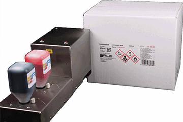 TC-TWIN (GHS-CLP) inkjet kolama makinası